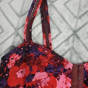 Free People Tops - Free People Floral Tank Size 10